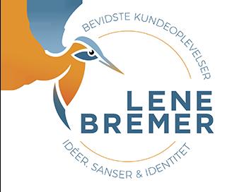 Lene Bremer - Logo