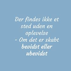 Blå Cirkel Logo - Lene Bremer