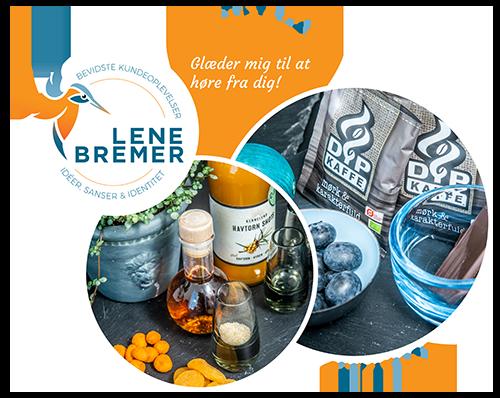 Lene Bremer - Glæder mig til at høre fra dig!